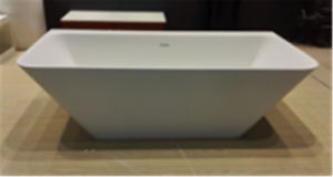 Guangzhou Gelandy Best Selling Acrylic Solid Surface Bathtub Brands pictures & photos