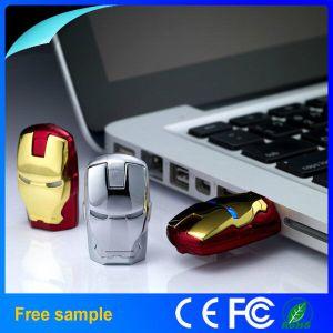 100% Real Full Capacity Metal Iron Man USB Flash Drive 16GB 32GB