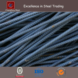 Structural Deformed Steel Rebar in Stock (CZ-R48) pictures & photos