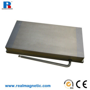Permanent Magnetic Chuck for Light Milling Application