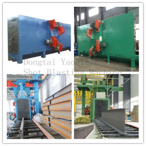 H-Beam Steel Sand Blasting Machine for Surface Cleaning and Processing pictures & photos