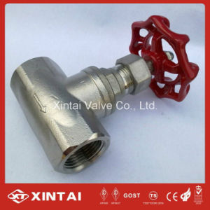 Stainless Steel PTFE Seal Thread Globe Valve
