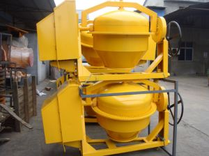 Concrete Mixer Prices (C-350 with four-wheels) pictures & photos