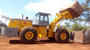 Quarry Mining Equipment Komatsu Wheel Loader pictures & photos