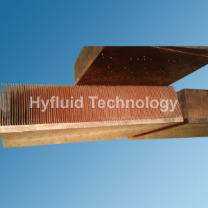 Copper Skive Heat Sink pictures & photos