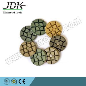 100mm Diamond Wet Floor Polishing Pads for Granite, Grit 50 pictures & photos