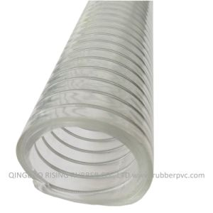 Flexible PVC Helix Suction Water Hose pictures & photos