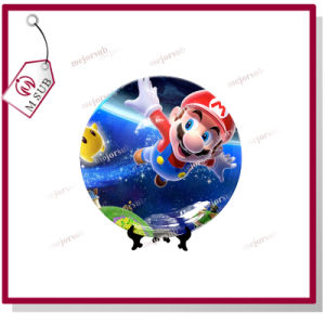 14′′ Photo Printed Sublimation White Plates Ceramic Material pictures & photos