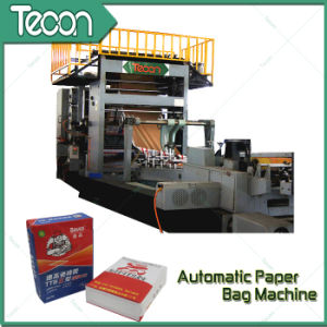 Energy Conservation Valve Paper Bag Making Machinery pictures & photos