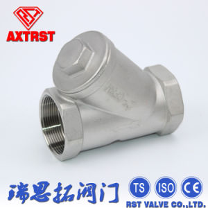 800wog Cast Steel Y Type Strainer pictures & photos