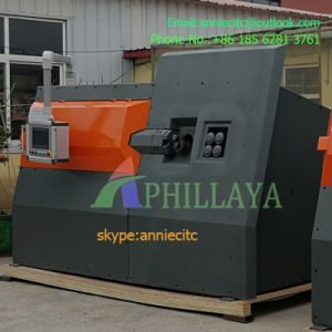 Constructions CNC Steel Bar Bending Cutting Machine pictures & photos