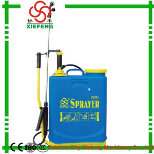 Knapsack Hand Operated Pressure Sprayer (XF-16.1) pictures & photos