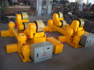 3years Warranty 40ton Self Align Automatic Welding Rotator pictures & photos