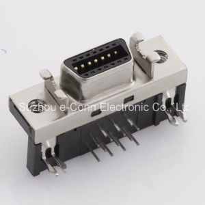 Right Angle SCSI Female Connectors pictures & photos