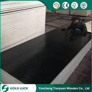 Waterproof Melamine Anti-Slip Marine Plywood for Construction 1220X2440mm pictures & photos