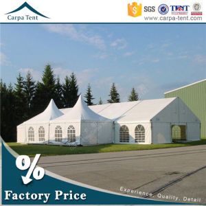 Luxurious Roof Linings Customzied Size Cheap Wedding Tent Wholesale pictures & photos