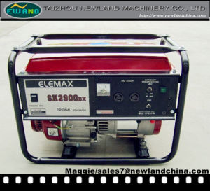 Elemax 2kw 4-Stroke Engine Gasoline Generator for Home Use (ELEMAX2900) pictures & photos