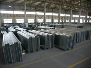 Floor Decking Sheets for Duplex Structure pictures & photos