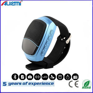 B90 Wireless Handfree Sport Mini Smart Watch Bluetooth Speaker