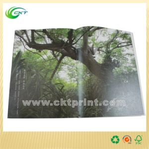 Paper Soft Cover Book Printing, Magazine Printing, Photo Printing (CKT-BK-738)