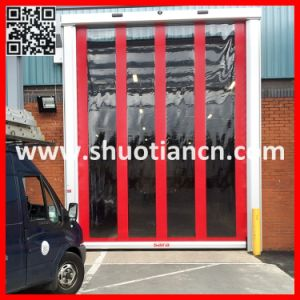 Industrial Auto Clean Room Fast PVC Roll Gate pictures & photos