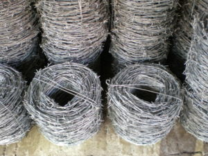 Anping Factory Fence Barbed Wire (SGS Certification) pictures & photos