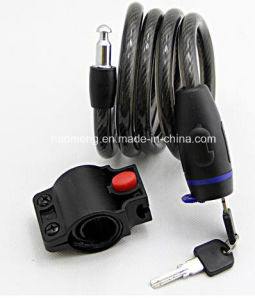 Bicycle Password Steel Lock with Good Quality pictures & photos