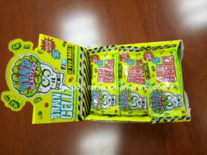 Extra Sour Assorted Fruity Flavour Chew Candy pictures & photos