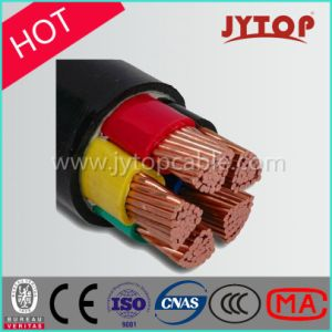 5 Core Multicore Copper Conductor XLPE Insulation Power Cable pictures & photos
