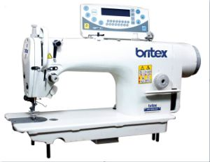 Br-9000-Da Direct Drive Computer High Speed Lockstitch Sewing Machine pictures & photos
