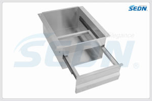 Handmade Commercial Stainless Steel Gastronorme Drawers (BA1005) pictures & photos