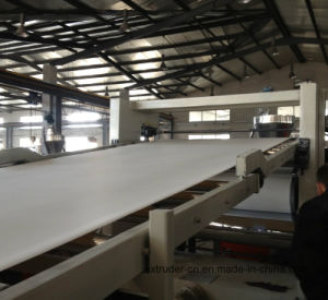 PVC Plate/Sheet Extrusion Line/Plastic Machinery/Extruding Line (SJSZ, 65/132, 51/105) pictures & photos