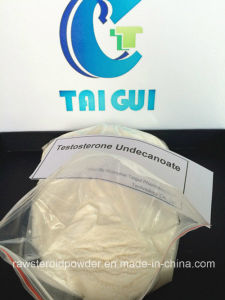 Healthy Testosterone Undecanoate / Andriol Muscle Building Steroids CAS 5949-44-0 pictures & photos