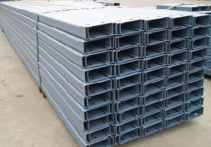 Steel Profile C Channel (ZL-CC) pictures & photos
