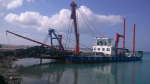 18 Inches Hydraulic Cutter Suction Dredger (LDCSD450) pictures & photos