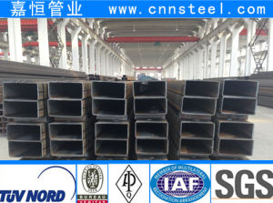 100X100mm Carbon Steel Square Tube for Metal Building Material pictures & photos