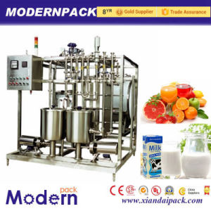 Uht Milk Sterilizer Machine/Water Sterilization Machine/Soy Milk Sterilization Machine pictures & photos