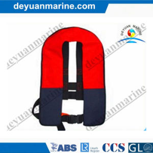 Life Saving Airneoprene Automatic Inflatable Life Jacket for Adult pictures & photos