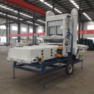 Grain Seed Cleaning and Grinding Maize Wheat Bean Cleaner pictures & photos