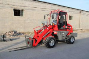 1 Ton Small Wheel Loader (ZL10) pictures & photos