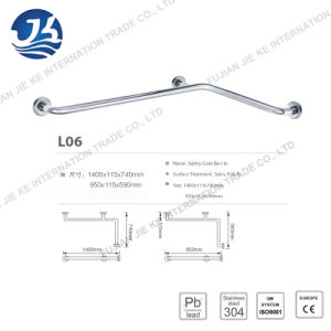 High Quality Stainless Steel Safety Grab Bars (L06) pictures & photos