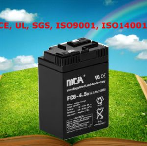 Battery 6V 4.5ah Battery Maintenance Reconditioning Batteries pictures & photos