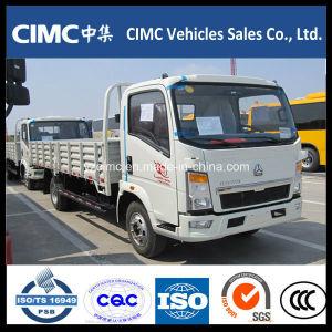 HOWO 4X2 8 Ton Light Duty Cargo Trucks pictures & photos