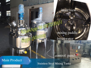 100L Stainless Steel Mixing Tank pictures & photos