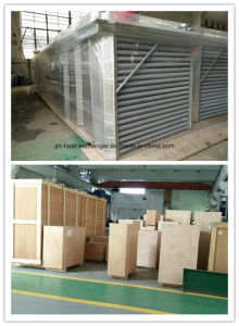Heat Transfer Serrated Coil Finned Tube for Air Heat Exchanger pictures & photos