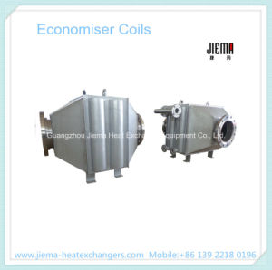 Fin Tube Air Heat Exchanger/Air Preheater/Water Preheater /Economiser Coil (SZGG-8-20-1200) pictures & photos