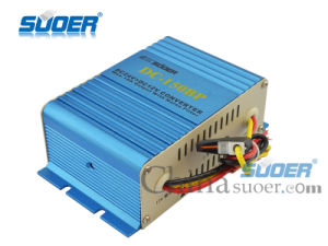 Car Power Converter DC 24V to 12V Car Step-Down Power Supply Converter (DC-150BP) pictures & photos