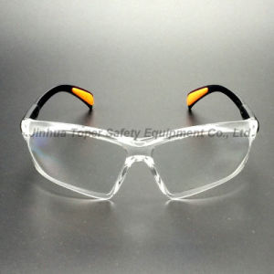 Safety Glasses Safety Goggle Polycarbonate Lens (SG111) pictures & photos