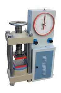 TYE-2000 Discounted Compression Testing Machine with Dial Gauge pictures & photos
