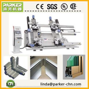 Pneumatic Corner Crimping Machine for Aluminum Window Door Fabrication pictures & photos